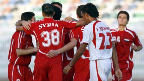 مباراة سوريا وقطر منتخب كأس العالم