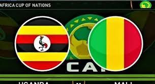 مباراة مالي وأوغندا الجابون 2017