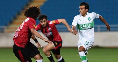 اللاعب محمد عبد الشافي