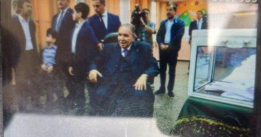 نتيجة انتخابات وحزب رئيس الجزائر