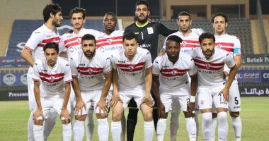 صورة فريق الزمالك- النتائج المصرية