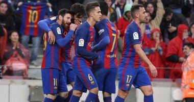 فريق نادي برشلونة نتائج مصر الإخبارية