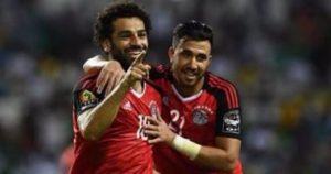 محمد صلاح لاعب منتخب مصر ونادي ليفربول