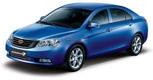 صورة سيارة جيلي زرقاء أسعار السيارات الصينية في مصر الان
