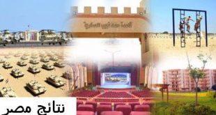 قاعدة محمد نجيب العسكرية معلومات مبسطة حول قاعدة محمد نجيب العسكرية الأكبر في الشرق الأوسط