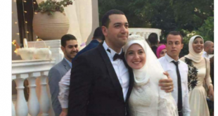 زوجة معز مسعود بسنت نور الدين