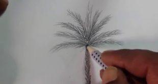 رسم بالرصاص سهل خطوه بخطوه