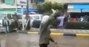 إنتشار فيديو عن مشاجرة بالسيوف وضرب بالسنج في الأسكندرية