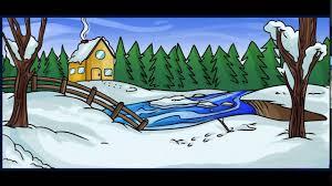 موضوع رسم عن الشتاء ما هي مظاهر فصل الشتاء للاطفال