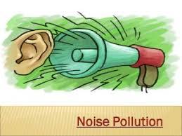 بحث عن التلوث السمعي الضوضائي