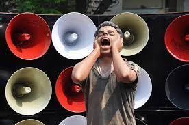 موضوع تعبير عن التلوث الضوضائي من تعريفتلوث سمعي كبير بحث التلوث الضوضائي وحتى اعراضه