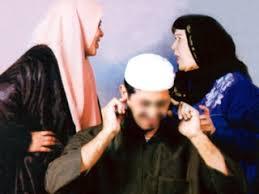 حكم رفض الزوجة خدمة ام زوجها