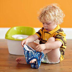 قصص لتدريب الطفل على الحمام